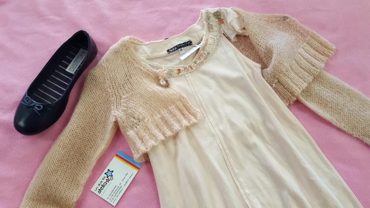 Vestiti firmati per bambina 9 anni - CS819 - Un Due Tre Stella di A ... 31014f2c8a1